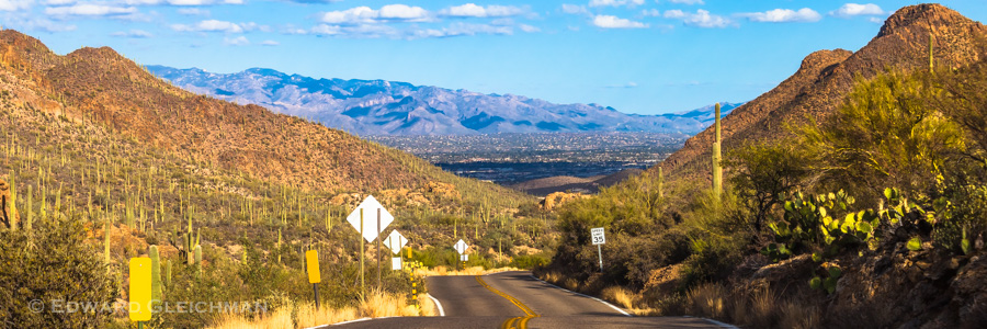Road-Leaving-Tucson-Mountain-Park-IMG_9457-Copyright-Edward-Gleichman-All-Rights-Reserved